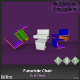 [MC]  Futuristic Chair (wear to unpack)