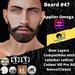 #TS# Beard #47 BOM - Lel Evo/Catwa HD Pro/AK/ Classic