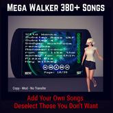 Mega Walker 380+ Songs
