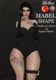.:Bellart:. Mabel Shape - LeLutka River 2.5 head