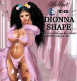 .:Bellart:. Dionna shape-Genus Project Strange Face W001
