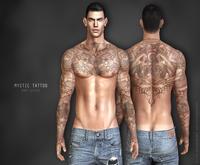 ((Mister Razzor)) Mystic Tattoo