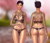 ((Mister Razzor)) Jasmin Tattoo