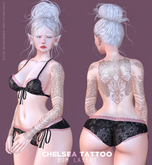 ((Mister Razzor)) Chelsea Tattoo