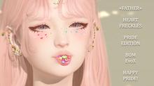 +FATHER+ Heart Freckles - PRIDE - BOM/EvoX
