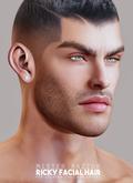 ((Mister Razzor)) Ricky Facial Hair