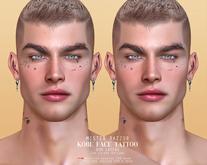 ((Mister Razzor)) Kobe Face Tattoo