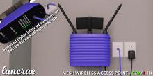 LANCRAE // Wireless Access Point