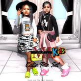 Melange Kids: Cutie Pie Set Fatpack [Bebe Youth]