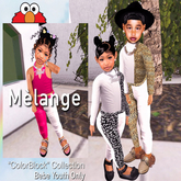 Melange Kids: Colorblock Set Megapack [Bebe Youth]