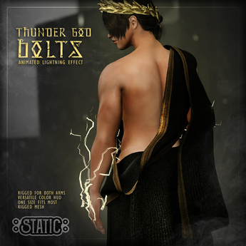 ::Static:: Thunder God's Bolts