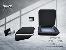 Crowded Room - Cyber Bathroom Toilet