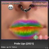 [MC]  BOM Pride Lips (wear to unpack)