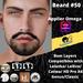 #TS# Beard #50 BOM - Lel Evo/Catwa HD Pro/AK/ Classic