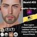 #TS# Beard #55 BOM - Lel Evo/Catwa HD Pro/AK/ Classic