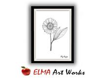 ELMA Art Works ❀ Flower 2