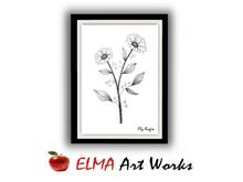 ELMA Art Works ❀ Flower 3