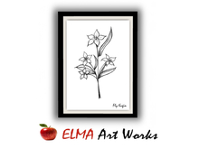 ELMA Art Works ❀ Flower 6