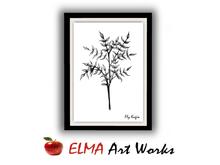 ELMA Art Works ❀ Flower 7