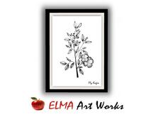 ELMA Art Works ❀ Flower 9