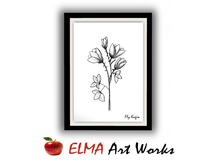 ELMA Art Works ❀ Flower 10
