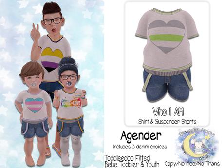 {SMK} Who I Am | Agender
