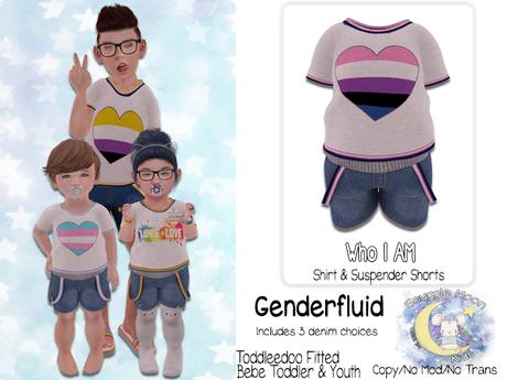 {SMK} Who I Am | Genderfluid