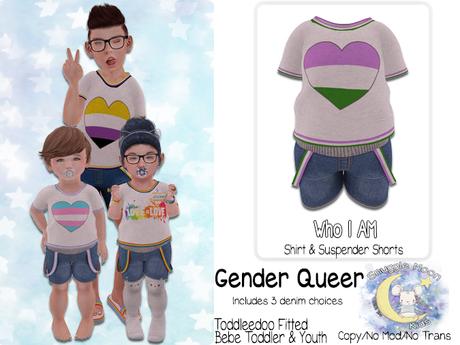{SMK} Who I Am | Gender Queer