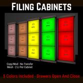 Filing Cabinets [Moon Bunny Inc.]