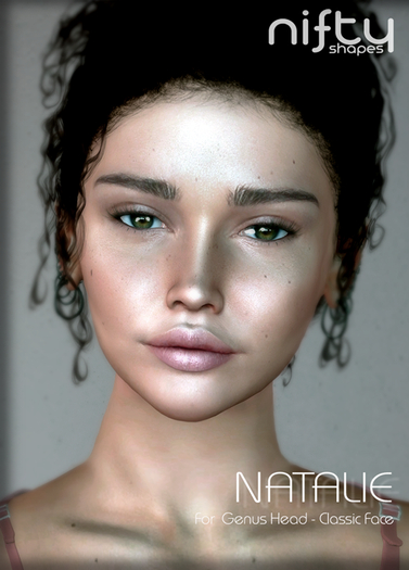 :NiFty: NATALIE shape for Genus Classic face
