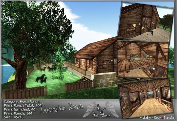 PROMO Horseshoe Ranch