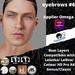 #TS#  Eyebrows #34 BOM - Lel Evo/Catwa HD Pro/ Classic