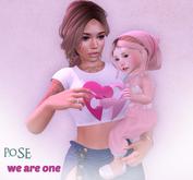 p.o.s.e. we are one