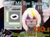 {L.C.S} M4 Eyes Resizer HUD