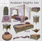 Bee Designs Arabian Nights Set Gacha Rug
