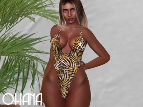 Ohana Tropea FatPack (WEAR TO UNPACK)