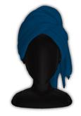 *CY* Shai . Blueberry . Head Towel // (Add)