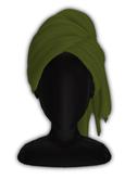 *CY* Shai . Avocado . Head Towel // (Add)