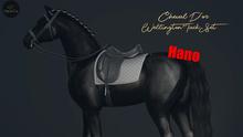 Cheval D'or / TeeglePet Hanoverian / Wellington Dressage Set. [HUD]