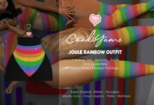 *CY* Joule . Rainbow . Bottoms // (Add)