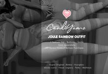 *CY* Joule . Rainbow . Top/Bottoms/Socks . DEMO // (Add)