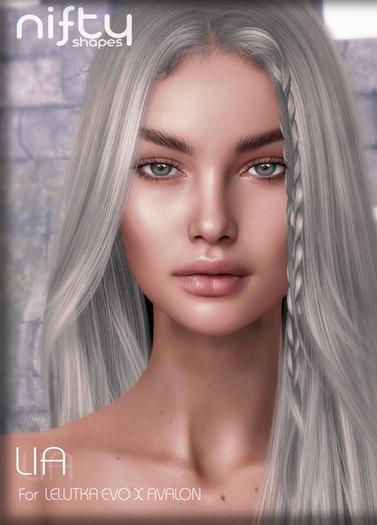 :NiFty: LIA shape for Lelutka Evo X Avalon