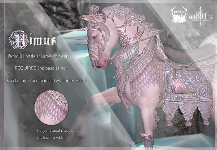 {EP} & /VaeV\ 'Knight Armor' Nimue HUD