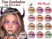 XS Primal EvoX Tian Eyeshadow