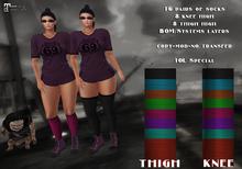 Socks Pack, 10L Special