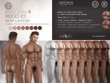 [GA.EG] Hugo Body Skins 2.1 - Full Pack - BOM Layers
