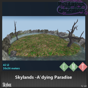[MC] skylands A'Dying paradise