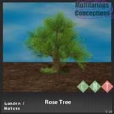 [MC] Rose Tree (wear to unpack)