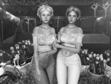 Secret Body - Tumblr Girls - pose