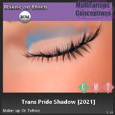 [MC] Trans Pride Lipstick (wear to unpack)
